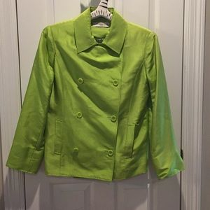 Marisa Christina silk jacket